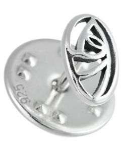 Sterling Silver Rennie Mackintosh Lapel Pin