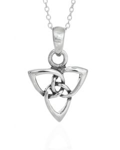 North Coast 500  Souvenir  Necklace in Sterling Silver