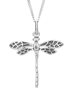 Outlander Inspired    Dragonfly Necklace