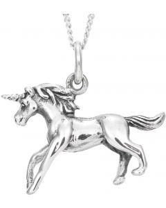 Scottish Unicorn Necklace