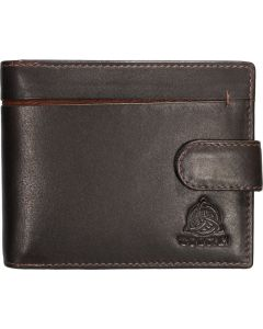 Genuine Leather 5 slot RFID Wallet