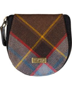 Outlander inspired 1743 Unicorn Tartan Horseshoe coin purse